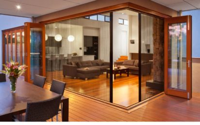 Weatherfold, exterior folding, bifold doors, hardware for folding doors
